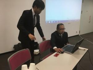 ケアマネさん勉強会 準備 IMG_0054